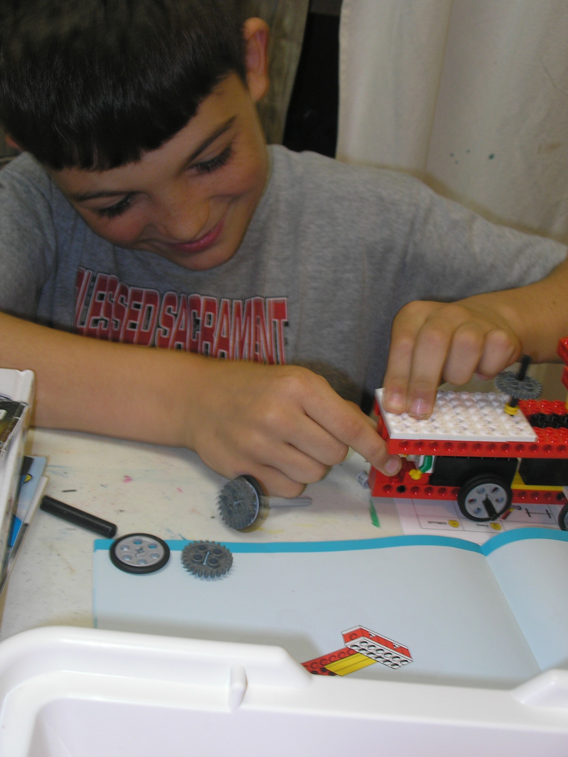 LEARNING WITH LEGOS - The Art Park